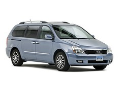 2014 Kia Sedona Pricing