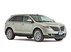 2015 Lincoln MKX Pricing