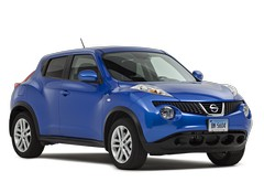 Nissan Juke Reviews