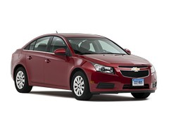 2015 Chevrolet Cruze Pricing