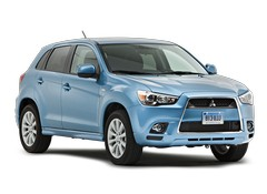 Mitsubishi Outlander Sport Reviews