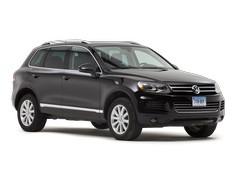 2014 Volkswagen Touareg Pricing