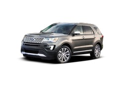 2016 Ford Explorer Pricing