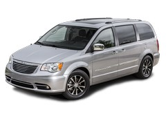 2016 Chrysler Town & Country Pricing