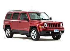 2017 Jeep Patriot Pricing