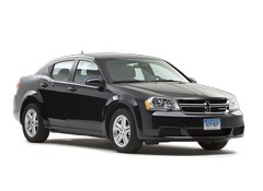 2014 Dodge Avenger Pricing