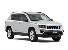 2016 Jeep Compass Pricing