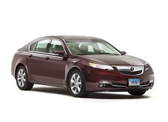 2014 Acura TL Pricing