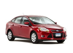 Ford Focus Reviews