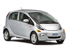 2014 Mitsubishi i-MiEV Pricing