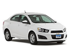 2014 Chevrolet Sonic Pricing