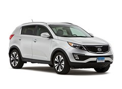 2015 Kia Sportage Pricing