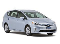 2017 Toyota Prius V Pricing