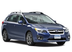 2016 Subaru Impreza Pricing