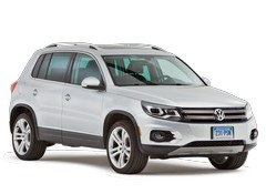 2014 Volkswagen Tiguan Pricing