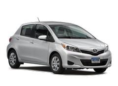 2014 Toyota Yaris Pricing