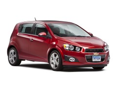 2016 Chevrolet Sonic Pricing