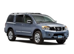 Nissan Pathfinder Armada Reviews