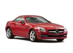 2014 Mercedes-Benz SLK Pricing