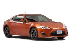 Scion FR-S Reviews