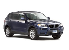 2014 BMW X3 Pricing