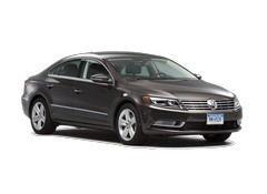 Volkswagen Passat CC Reviews
