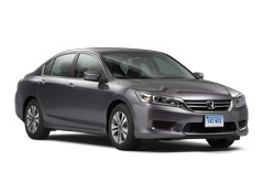 2017 Honda Accord Pricing