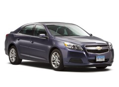 Chevrolet Malibu Reviews