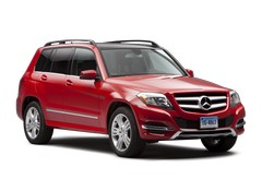 Mercdes-Benz GLK Reviews