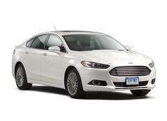 2016 Ford Fusion Pricing