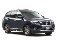 2017 Nissan Pathfinder Pricing