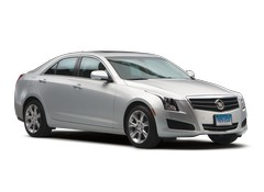 2016 Cadillac ATS Pricing