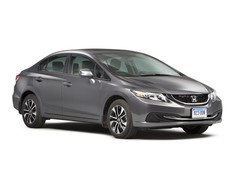2014 Honda Civic Pricing