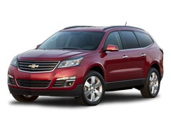 2017 Chevrolet Traverse Pricing