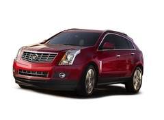 2014 Cadillac SRX Pricing
