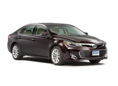 2016 Toyota Avalon Pricing