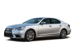 2017 Lexus LS Pricing