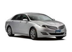 2016 Lincoln MKZ Pricing