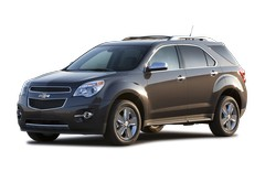 2016 Chevrolet Equinox Pricing