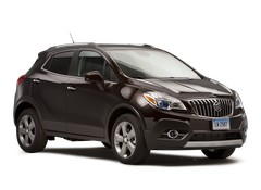 2016 Buick Encore Pricing