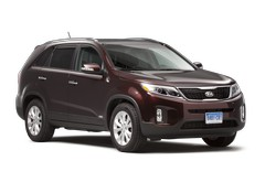2015 Kia Sorento Pricing