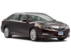 2016 Acura RLX Pricing