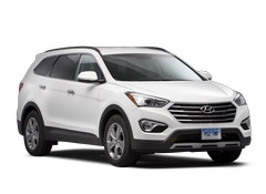 2017 Hyundai Santa Fe Pricing