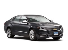 2017 Chevrolet Impala Pricing