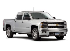 2017 Chevrolet Silverado 1500 Pricing