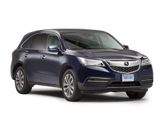 2015 Acura MDX Pricing