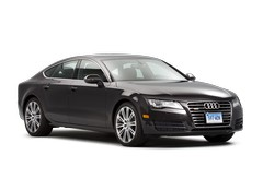 Audi A7 Price Paid