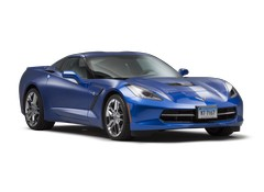 Corvette hatchback 3LT V8 MT