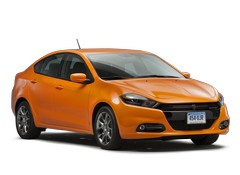 2016 Dodge Dart Pricing