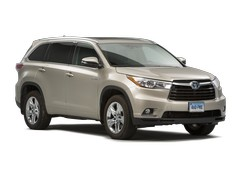 2017 Toyota Highlander Pricing